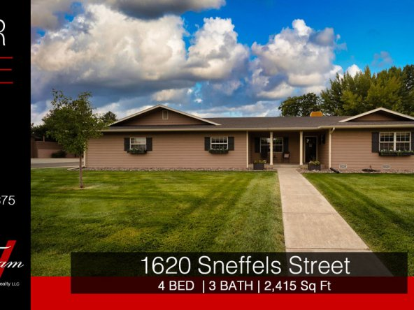 Spacious and Updated Ranch Home - 1620 Sneffels St Montrose, CO 81401 - Atha Team Real Estate Agents