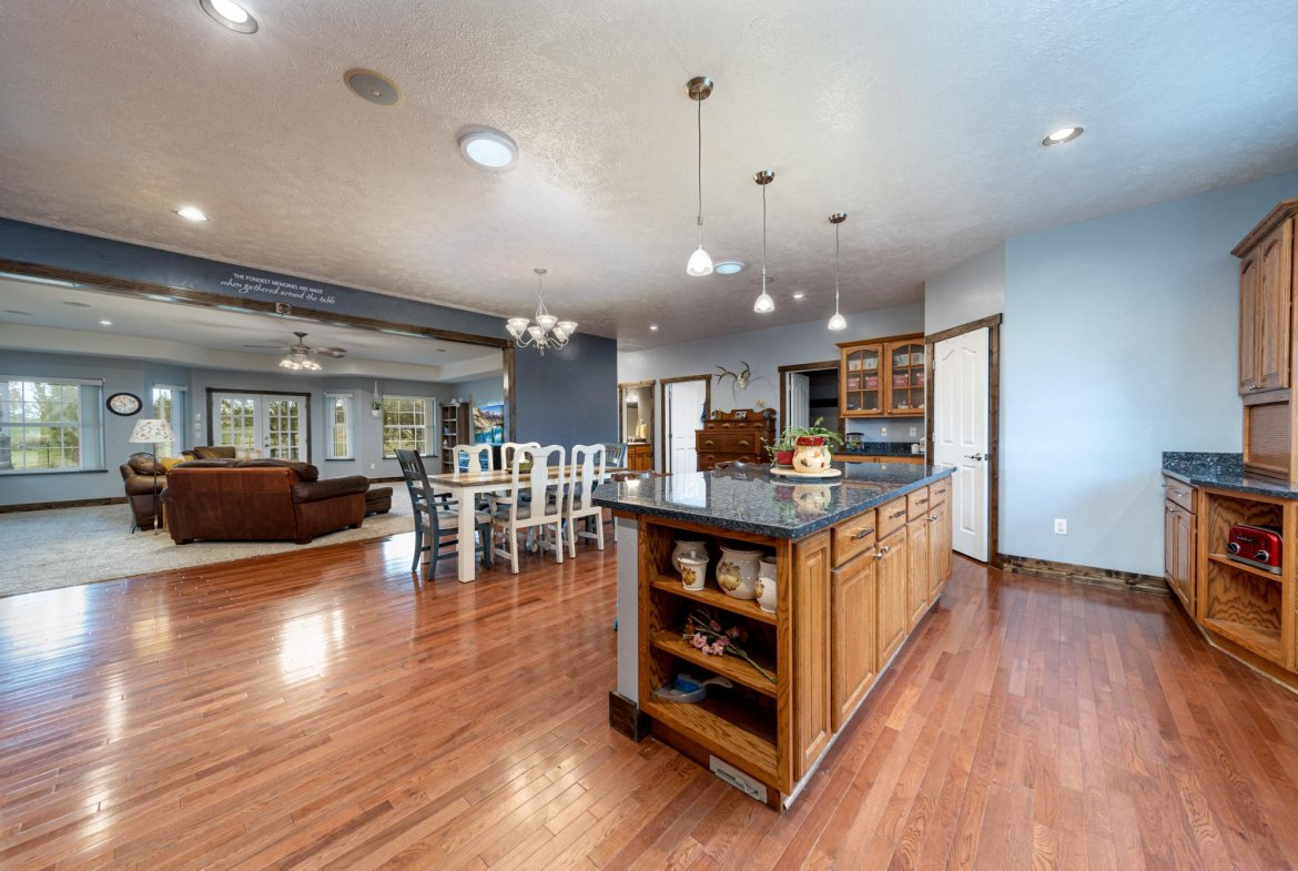 Open Concept - 12703 6100 Rd Montrose, CO 81403 - Atha Team Country Real Estate