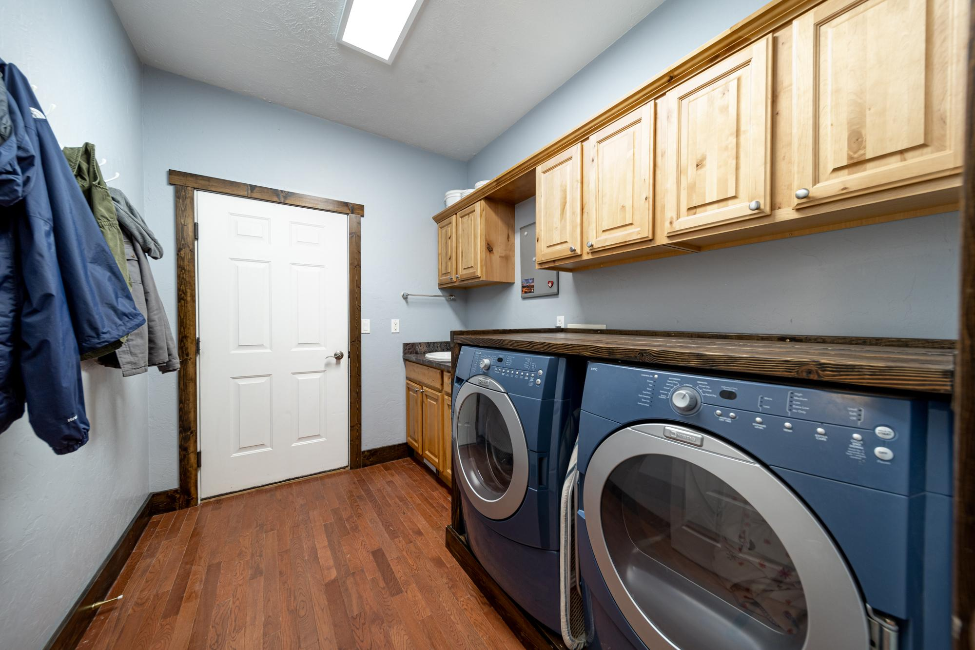 Laundry Room - 12703 6100 Rd Montrose, CO 81403 - Atha Team Country Real Estate